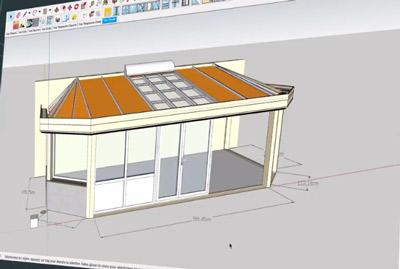 veranda 3D