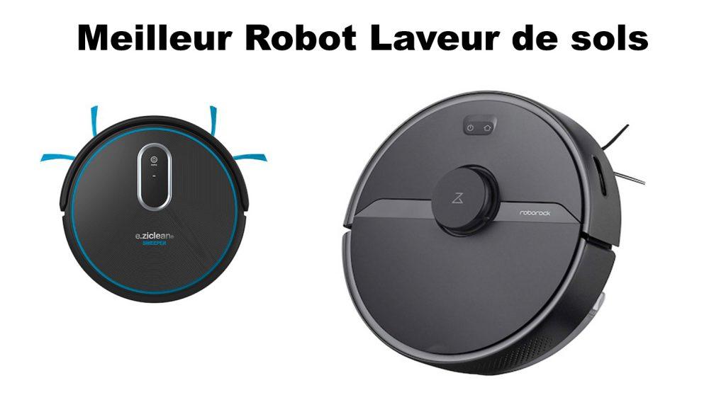 Meilleur aspirateur robot laveur de sol